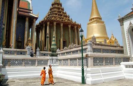 Akční letenky z Prahy do Bangkoku