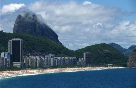 Rio de Janeiro s Emirates za 16 500 korun