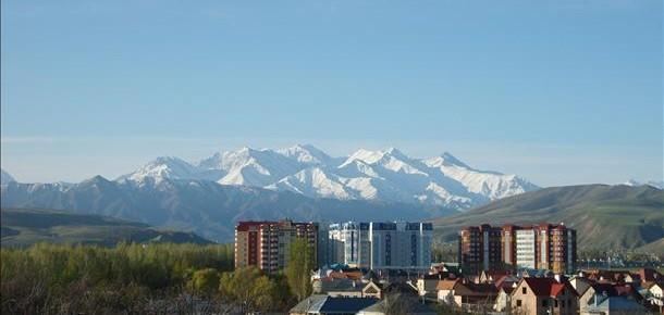 Letenky do Kyrgyzstánu