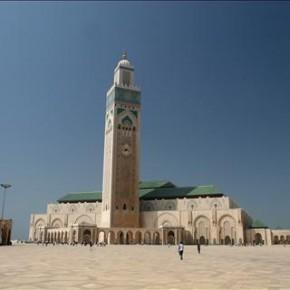 Zpáteční letenky z Prahy do marocké Casablanky za 3206 korun